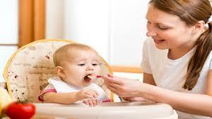 Dinh dưỡng cho trẻ từ 0 đến 12 tháng - Y Học Cộng Đồng
