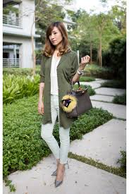 olive green shirt dress revolve