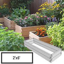 naturalyards raised garden beds 2 x 3