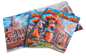 Osu Alumni Association Second Edition Of Pistol Pete And Me Storybook Published
