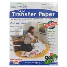 Inkjet Transfer To Light Paper Hobby Lobby 450387