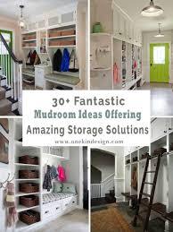 30 fantastic mudroom ideas offering