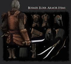steam work bosmer armor pack