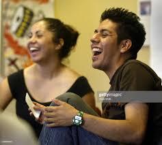 ME.0608.posse.ajw Daniel Zamora Belmont High School and Sandra... News  Photo - Getty Images
