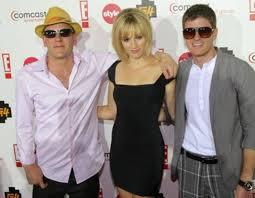Adam Sessler, Alison Haislip & Kevin Pereira from CEG Stars Hit ...