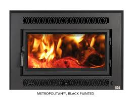 medium flush rectangular fireplace