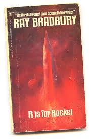 Image result for ray bradbury book covers