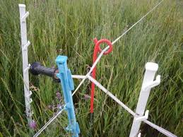 How To Anchor Temporary Fences On Pasture