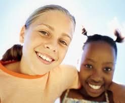 children and gray hair drgreene