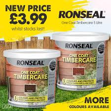 B M Stores We Ve Got An Incredible Price On Ronseal Uk Facebook