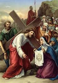 St. Jude Shrine - Stations of the Cross. Sixth Station:... | Facebook
