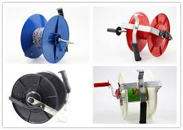 Geared Electric Fence Reel Your Best Electric Fencing Reels Supplier