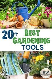 best gardening tools list a list of
