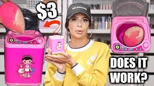 mini beauty blender washer machine