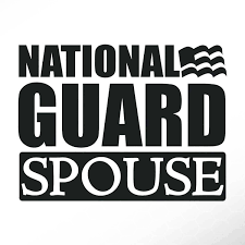 Xsgg Sticker National Guard Spouce Flag Vinyl Decal Sticker Cars Trucks Walls 5 5 X 4 1 Inch Wall Decal Decal Sticker For Car Window Laptop Motorcycle Walls Mirror And More Wish