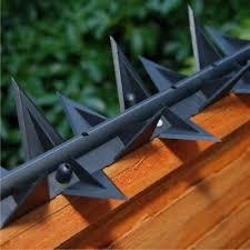 Stegastrip Fence Wall Spikes Garden Security Intruder Deterrent Anti Climb Cat Ebay
