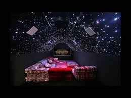fibre optic light diy star ceiling kit