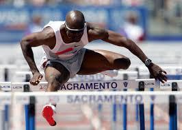 Allen Johnson - Allen Johnson Photos - U.S. Olympic Team Trials ...