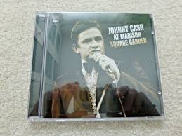 johnny cash at madison square garden