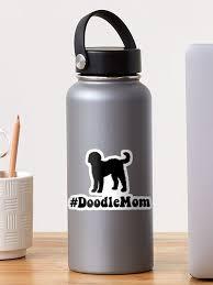 Got Doodle Goldendoodle Labradoodle Vinyl Dog Window Decal Sticker Auto Parts And Vehicles Car Truck Graphics Decals Magenta Cl