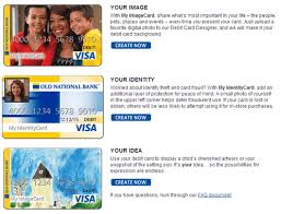 how custom debit credit card designs