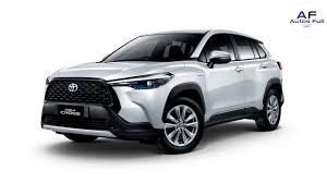 Toyota Corolla Cross 2021 | ¿El mejor Suv de Toyota? - YouTube