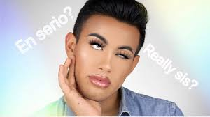 mexican reacts to james charles spanish