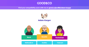 Good&Co profile for Adam Karger