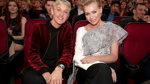 Ellen DeGeneres and Portia de Rossi Share Romantic Photos From Their Trip  to Africa   Entertainment Tonight