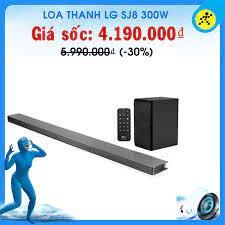 Loa Thanh LG SJ8 300W - Giá sốc:... - Điện máy XANH (dienmayxanh.com)