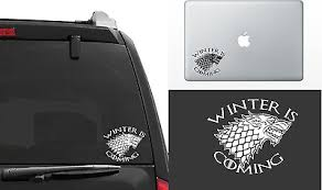 Game Of Thrones House Stark Sigil Vinyl Decal Window Laptop Sticker 5 49 Picclick
