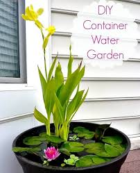 12 soothing diy container water feature