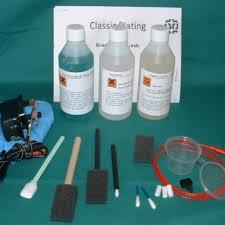 nickel brush plating kit classic plating