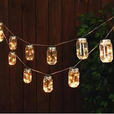 mason jar light set at menards