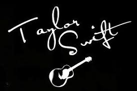 Taylor Swift Country Guitar Car Decal Sticker Glitter 104880305
