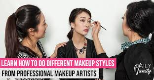 cles to learn makeup in singapore