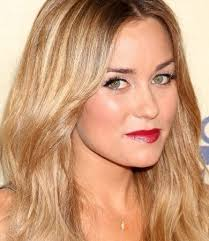 lauren conrad red lip makeup