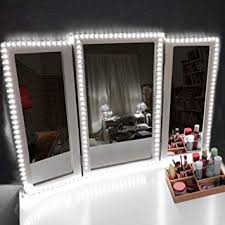 led vanity mirror lights kit make up