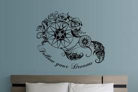 Dream Catcher Wall Art Decal Sticker Wall Decal