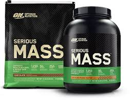 serious m protein weight gainer