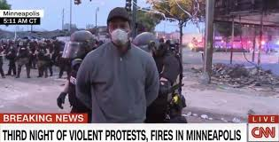 Minnesota police arrest entire CNN TV ...