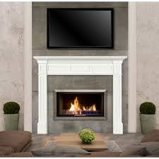 fireplace surround kit wayfair
