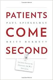 patients come second leading change by changing the way you lead