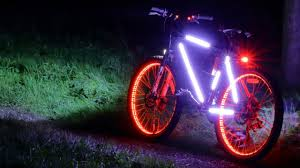 led super bright bicycle lights