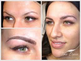 tina davies permanent makeup reviews