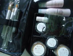 sheer cover mineral makeup kit review