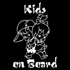 Kids On Board Streetbadge