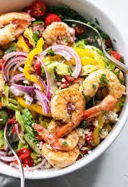Mediterranean Chopped Salad with Lemon ...