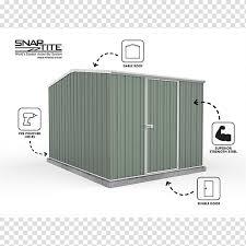 shed garden bunnings warehouse door