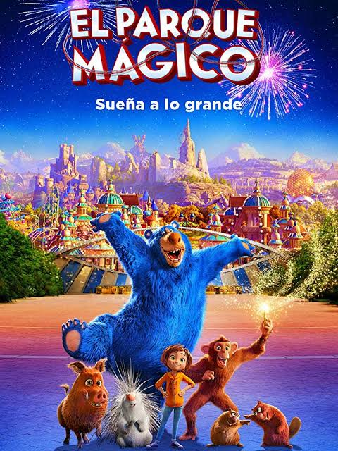 Wonder Park (2019) 720p 480p HDCam English HQ DVDScr x264 Full Movie